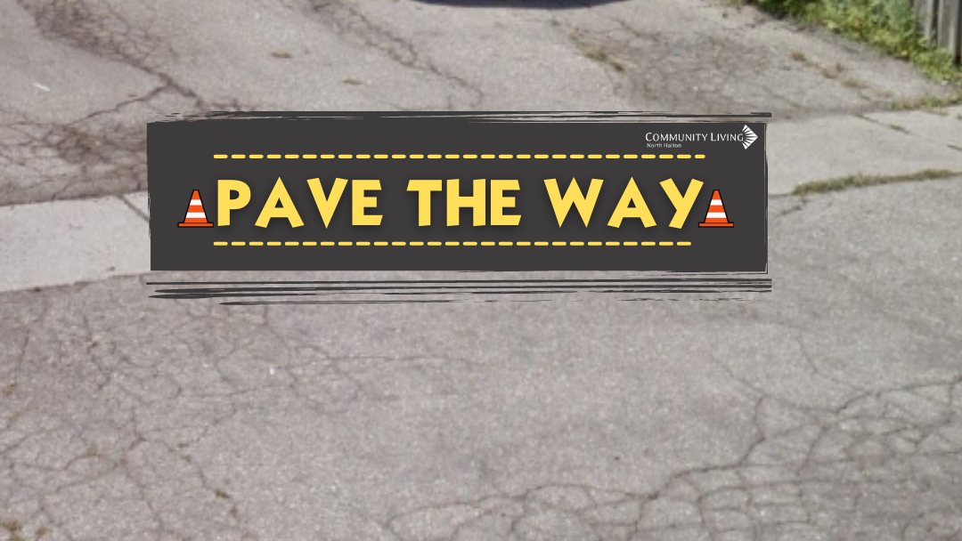 PAVE THE WAY Fundraiser - May 21st - June 5th