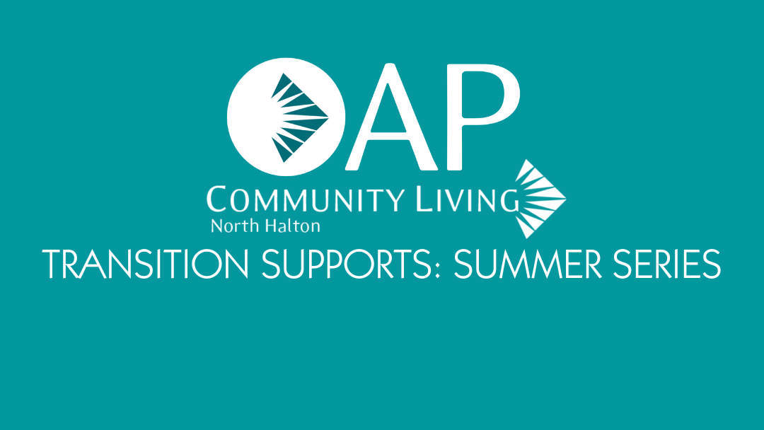 OAP Transition Supports